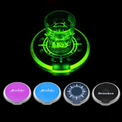 LED Light Coaster