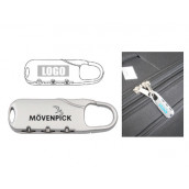 Personalized Luggage Lock