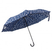 Folding Umbrella with Bent Handle