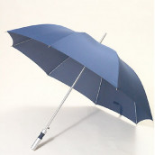 27'' Auto Open Windproof Straight-rod Umbrella