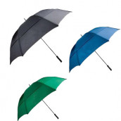 30'' Double Sided Straight-rod Gift Umbrella - Solid