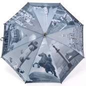 Color 30-inch Golf Umbrella