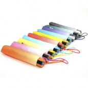 Gradient Three Folding Umbrella