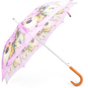 Color 27-inch Straight Umbrella
