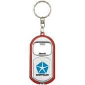 Flashlight Keychain Bottle Opener
