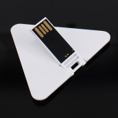 Triangle Card USB Flash Drive