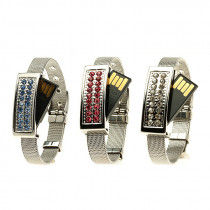 Bangle Bracelet Design Metal USB Flash Memory