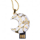 Moon USB Flash Drive