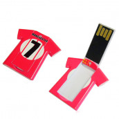 T-Shirt Shaped Card USB Flash Drive