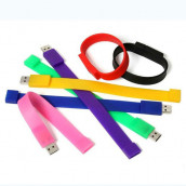 Wrist Band USB Flash Memory